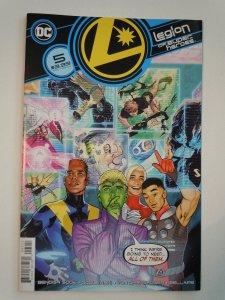 Legion of Super-Heroes #5 (2020)