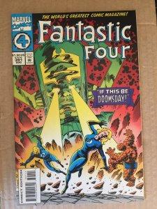 Fantastic Four #391