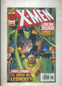 X Men volumen 2 numero 23