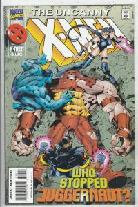 X-Men #322 (Jul-95) NM+ Super-High-Grade X-Men