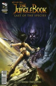Grimm Fairy Tales presents The Jungle Book: Last of the Species #2A FN; Zenescop