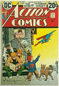 ACTION COMICS#425 VG 1973 SUPERMAN DC BRONZE AGE COMICS