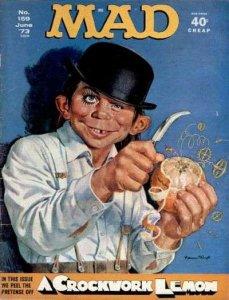 Mad (1952 series) #159, Fine+ (Stock photo)