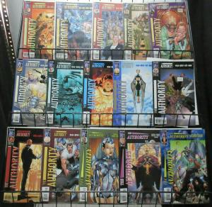 Authority Mini Sampler Lot of 26Diff Wildstorm's Mature Superheroes Millar Ellis
