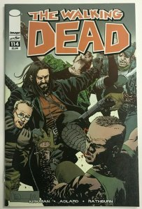 WALKING DEAD#114 NM 2013 ROBERT KIRKMAN IMAGE COMICS