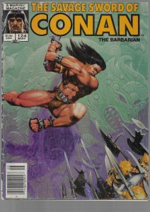 Savage Sword of Conan #124 (Marvel, 1986)