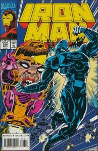 INFINITY GAUNTLET #4 comic book 1991 MARVEL MCU THANOS