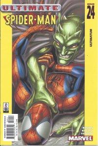 Ultimate Spider-Man #24 (Sept 2002) - Green Goblin