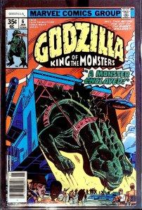 Godzilla #6 (1978)