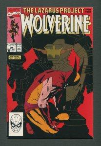 Wolverine #30  / 9.0 VFN/NM  (1988 1st Series)