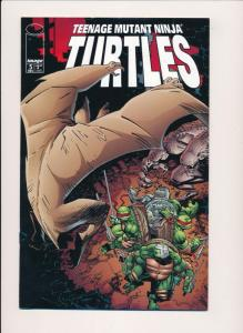 Image Comics TMNT Teenage Mutant Ninja Turtles #5 1st Print ~ FN/VF 1996 (HX979)