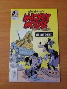 Mickey Mouse Adventures #2 ~ NEAR MINT NM ~ (1990, Disney Comics)