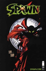 Spawn #106 VF; Image | save on shipping - details inside