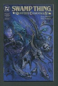 Swamp Thing #107  (2nd Series) 9.0 VFN/NM  May 1991