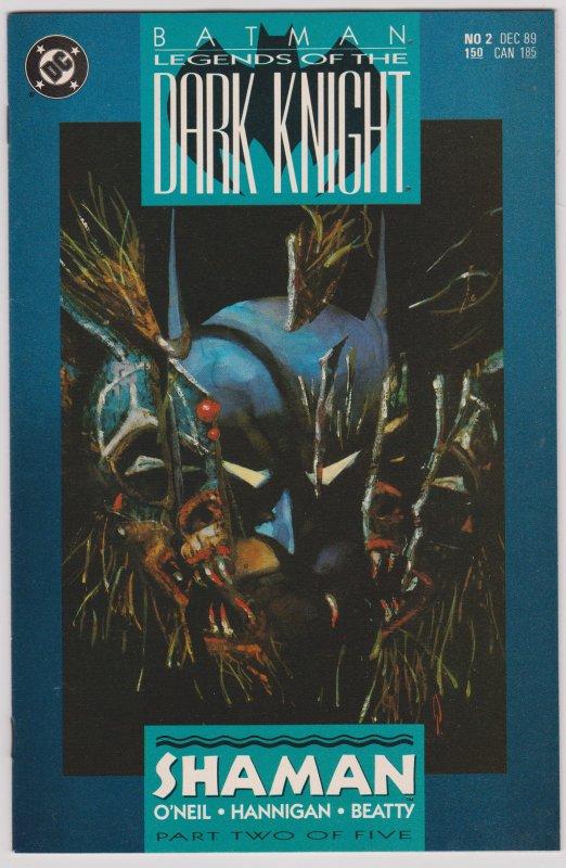 Batman Legends of the Dark Knight #2 (VF-NM)