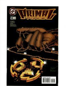 14 Prime Force DC Comics Comic Books #14 13 12 11 10 8 7 6 5 4 3 2 1 0 J394