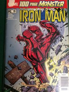 Iron Man #46/391