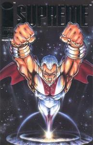 Supreme (1992 series) #1, NM (Stock photo)