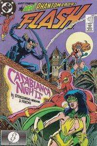 Flash (1987 series) #29, VF- (Stock photo)