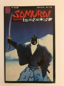 Slave Labor Graphics SAMURAI PENGUIN #1 1st printing  VF/NM (A83)