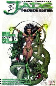 Chaos! Presents Jade Ashcan #1 VF/NM; Chaos | save on shipping - details inside