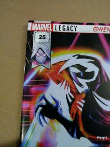 Spider-Gwen 25 Gwenom part 1 - 2nd Gwenom appearance