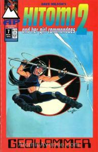Hitomi 2 #7 VF/NM; Antarctic | save on shipping - details inside
