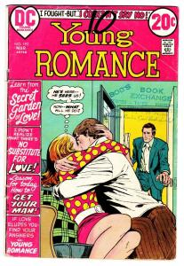 Young Romance #192 comic book 1972-DC-spicy interior art