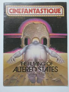 Cinefantastique Volume 11 Number 2 The Filming of Altered States 1981 Superman