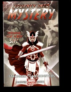 Journey Into Mystery Vol. # 1 Featuring the Lady Sif Marvel Comic Book TPB J401