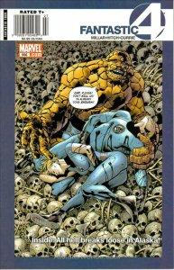 Fantastic Four (Vol. 1) #556 (Newsstand) FN; Marvel | save on shipping - details
