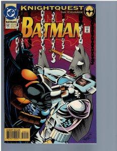 Batman #502 (1993) NM