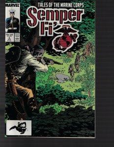 Semper Fi' #5 (Marvel, 1988)