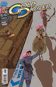 Gold Digger (3rd Series) #123 VF/NM; Antarctic | save on shipping - details insi
