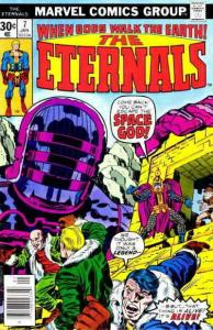 Eternals, The #7 FN; Marvel | save on shipping - details inside