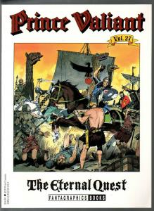 Prince Valiant #27 1995-Fantagraphics-color reprint-Hal Foster-Eternal Quest-VF