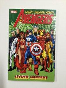 Avengers: Living Legends Tpb Softcover Sc Near Mint Nm Marvel
