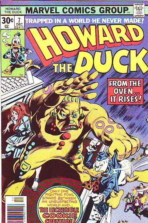 Howard the Duck #7 (Dec-76) VF/NM+ High-Grade Howard the Duck