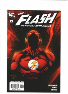Flash The Fastest Man Alive #13 NM- 9.2 DC Comics 2007 Barry Allen