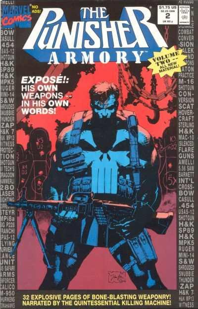 Punisher Armory #2, NM (Stock photo)