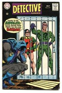DETECTIVE  #377 1968-DC-RIDDLER--BATMAN- Dc Silver Age VG