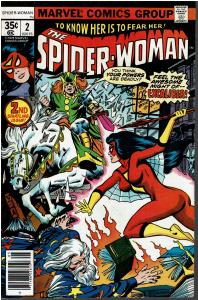Spider-Woman #2, 7.0 or Better