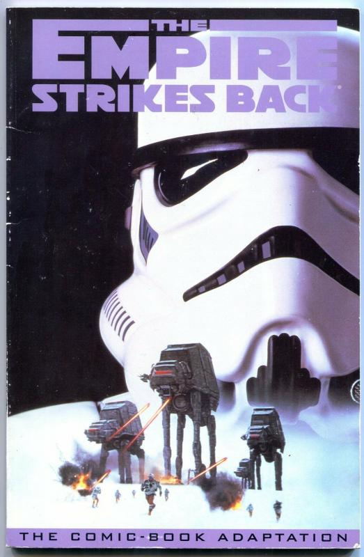 Classic Star Wars: Empire Strikes Back Trade Paperback-1st PRINT FN