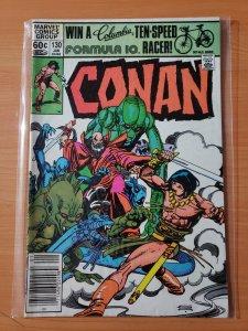 Conan the Barbarian #130 (1981)