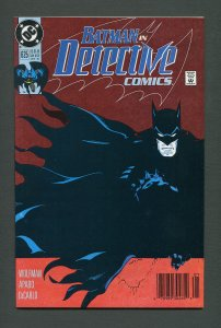 Detective Comics #625 / 8.0 VFN  Newsstand  January 1991
