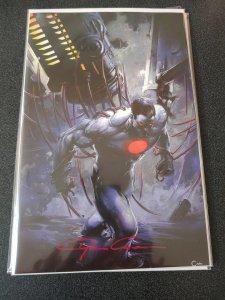 Bloodshot Rising Spirit #1 SIGNED BY Clayton Crain Virgin Exclusive
