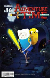 Adventure Time #16B VF/NM; Boom! | save on shipping - details inside