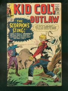 KID COLT OUTLAW #115 1964-MAGIC COVER G
