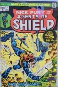 SHIELD #1 (1973)