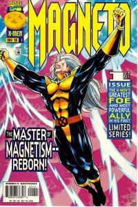 Lot Of 3 Magneto Marvel Comic Book #1 2 3 Thor Iron Man J192